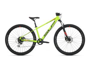 SUPERIOR Racer XC 27 DB Matte Lime/Black/Red 2021