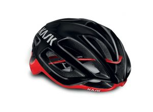 PRILBA kask Protone Black red