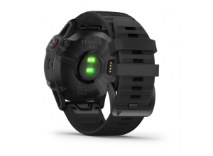 GARMIN fénix 6 PRO, Black, Black Band