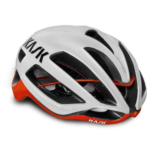 PRILBA kask Protone Black White red